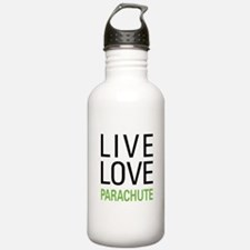Live Love Parachute Water Bottle
