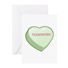 TEAMWORK Greeting Cards (Pk of 20)
