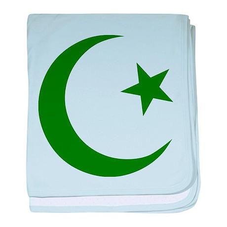 Pakistan baby blanket