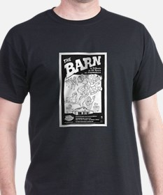 The Barn Black T-Shirt
