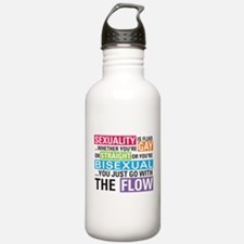 Shane L Word Quote Water Bottle