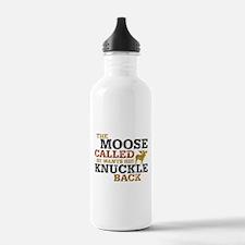 Moose Knuckle Water Bottle