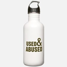 Used and Abused Water Bottle
