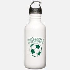Mexico Futbol Water Bottle