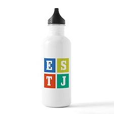 Myers-Briggs ESTJ Water Bottle