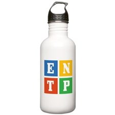 Myers-Briggs ENTP Water Bottle