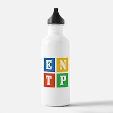 Myers-Briggs ENTP Water Bottle