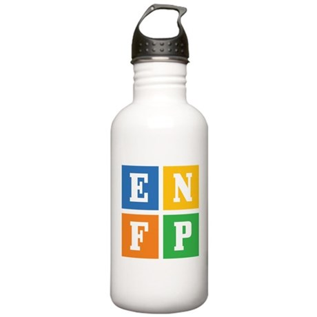 Myers-Briggs ENFP Stainless Water Bottle 1.0L