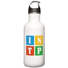 Myers-Briggs INTP Water Bottle
