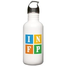 Myers-Briggs INFP Water Bottle