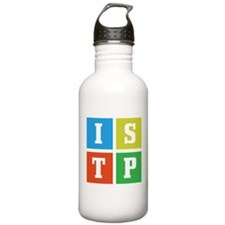 Myers-Briggs ISTP Water Bottle