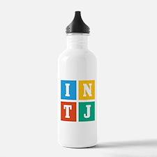 Myers-Briggs INTJ Water Bottle