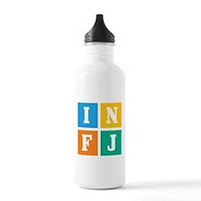 Myers-Briggs INFJ Water Bottle