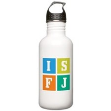 Myers-Briggs ISFJ Water Bottle