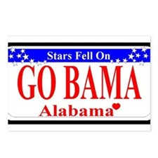 Go Bama! Postcards (Package of 8)