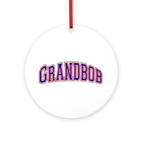 GrandBob Ornament (Round)