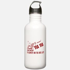Nice List Yia Yia Water Bottle