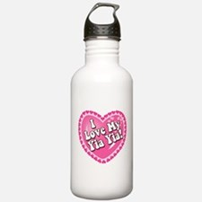 I Love My Yia Yia! Water Bottle