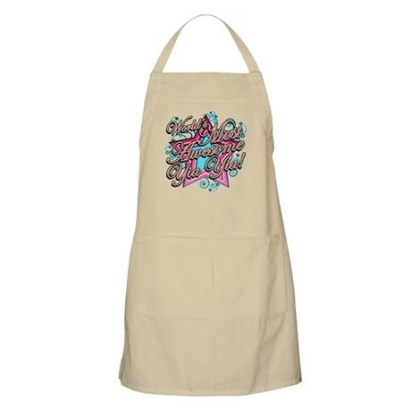 Worlds Most Awesome Yia Yia Apron