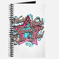 Worlds Most Awesome Yia Yia Journal