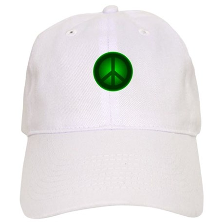 Green Peace Cap