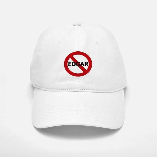 Anti-Edgar Baseball Baseball Cap