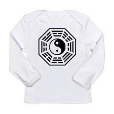 LOST DHARMA Yin Yang Long Sleeve Infant T-Shirt