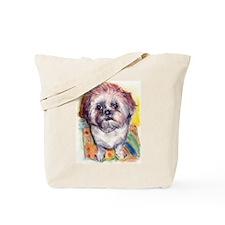 Shitzu Tote Bag