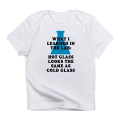 Lab Glass Infant T-Shirt