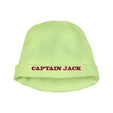 Captain Jack baby hat