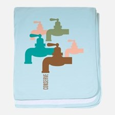 Faucet Conserve baby blanket