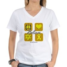 Believe Elements - Sarcoma Shirt