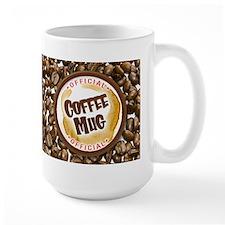 Official Large Coffee Mug