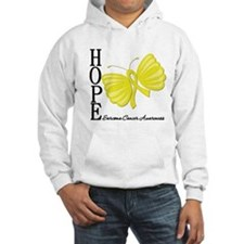 Hope Butterfly Sarcoma Hoodie