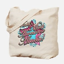 World's Most Awesome Abuela Tote Bag