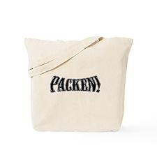 Packen Tote Bag
