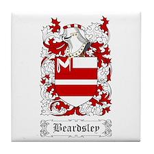 Beardsley Tile Coaster