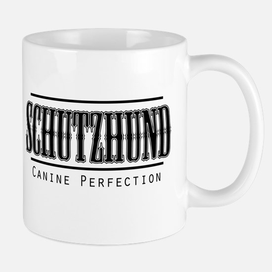 Schutzhund-Canine Perfection Mug