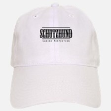 Schutzhund-Canine Perfection Baseball Baseball Cap
