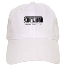 Schutzhund-Canine Perfection Baseball Cap
