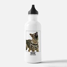 Nice Doggy - Schutzhund Water Bottle
