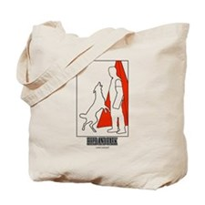 Hold and Bark Tote Bag