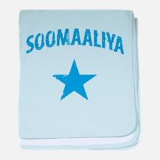 Somalia baby blanket
