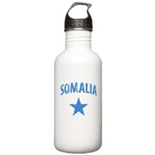 Somalia English Water Bottle