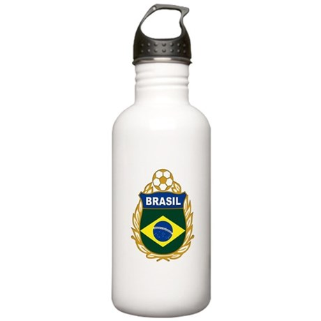 brasil world cup Stainless Water Bottle 1.0L
