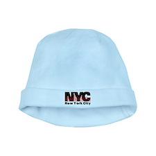New York City baby hat