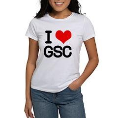 I Love GSC Tee