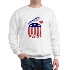 Remember Our Vets Sweatshirt