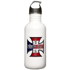 Puerto rican warned you about Sports Water Bottle