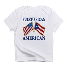 Puerto rican pride Infant T-Shirt